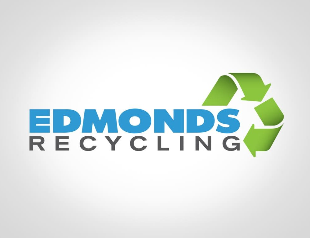 Logo design for local recycling company